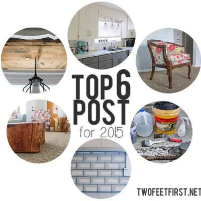 Top 6 posts for 2015 by TwoFeetFirst