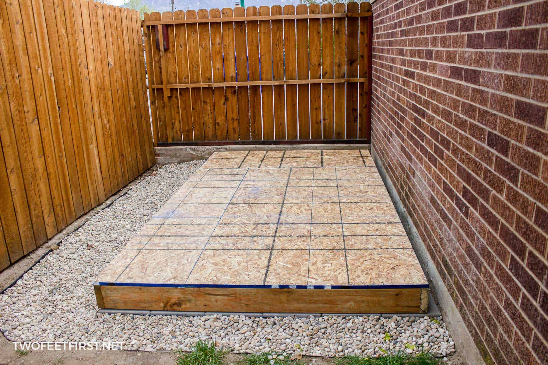 flooring for shed