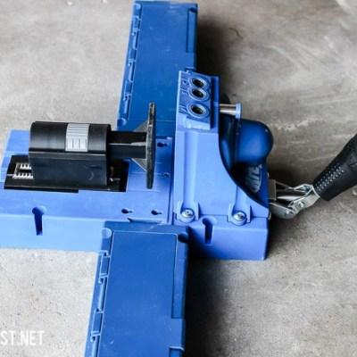 How a Kreg Jig Works