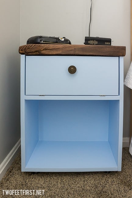 Build a simple night stand