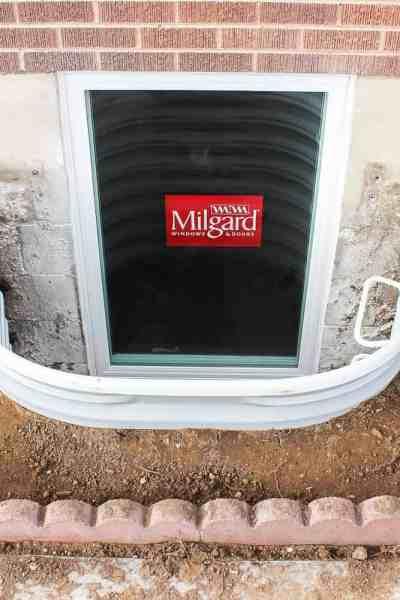 install new window wells