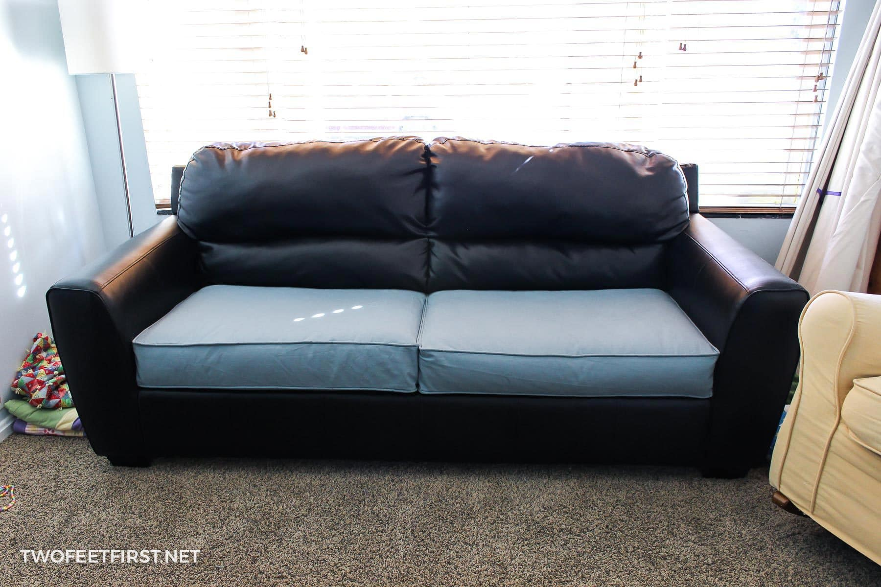 New Couch Cushions