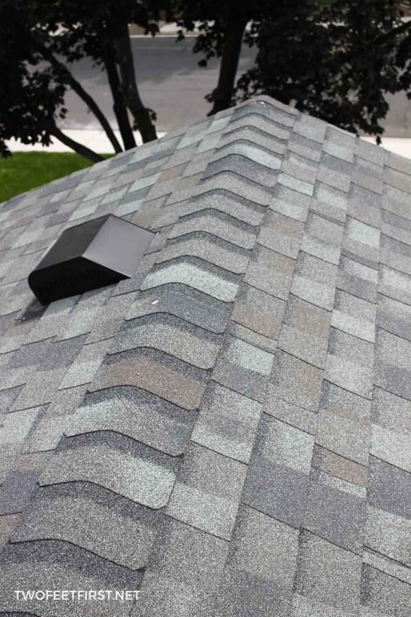 how to reshingle roof