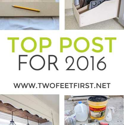 Top 6 Post for 2016