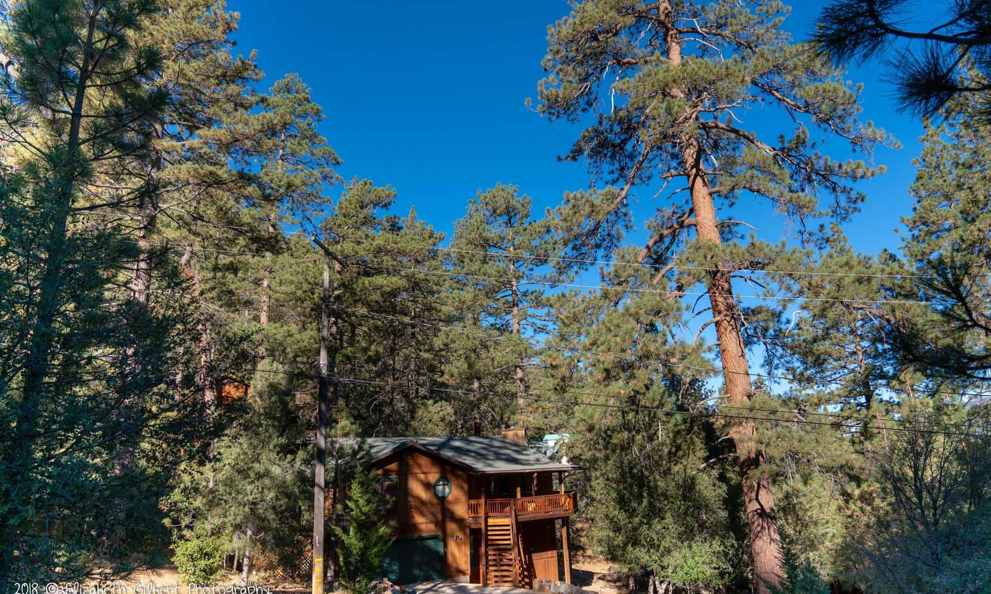 Ponderosa Vacation Rental offered by Two Girls Mountain Vacation Rentals