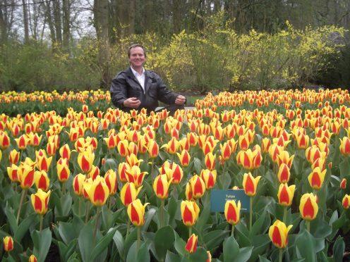 Keukenhof Holland Tulip Festival