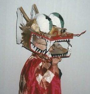Josephs Chinese dragon
