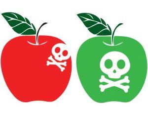 Poison apple?