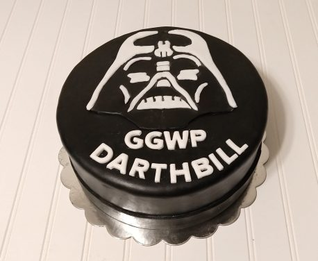 Star Wars/Gamer cake