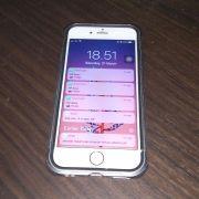 iPhone 6s Tampak Depan