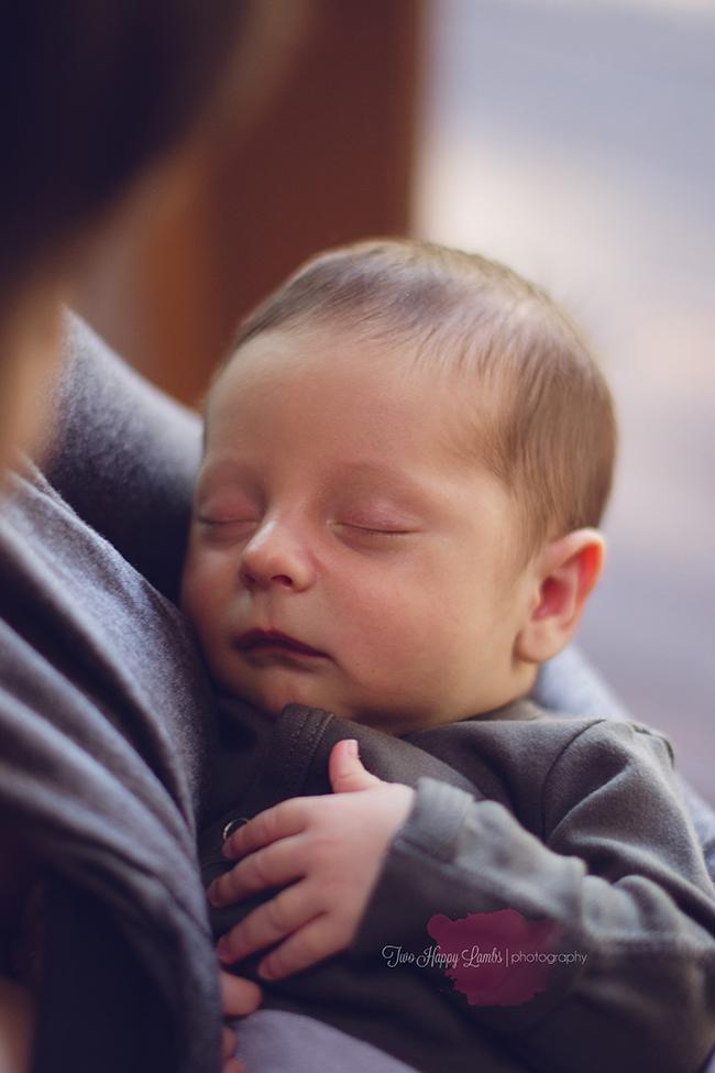 santa maria newborn lifestyle photographer
