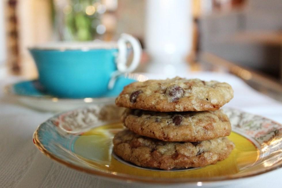 Skor-Chip Cookies