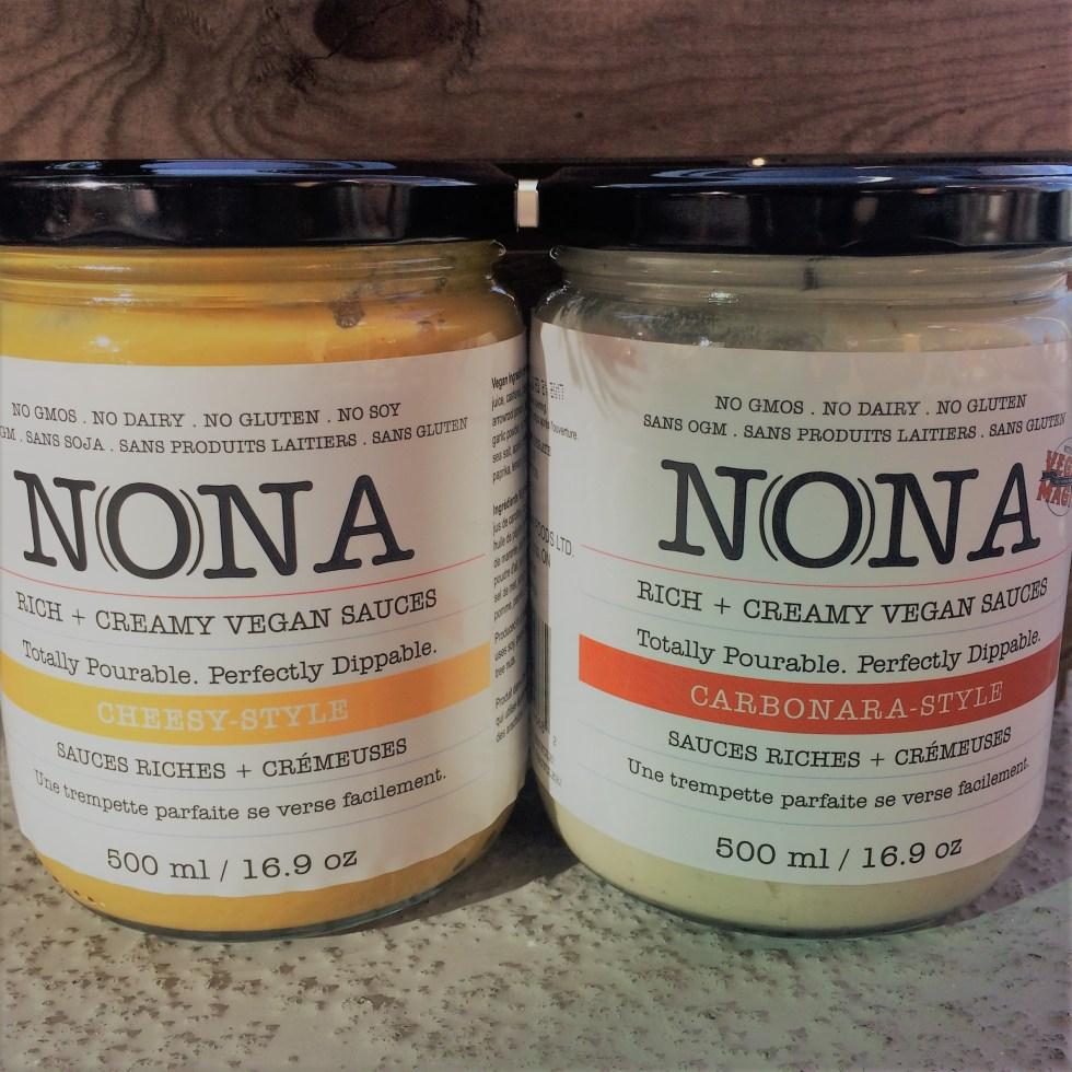 NONA Vegan Sauce
