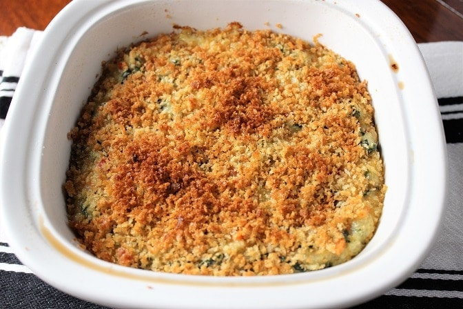 Veggie Quinoa-roni and Cheese