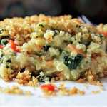 Veggie Quinoa-roni and Cheese - a healthy, creamy delicious twist on mac and cheese