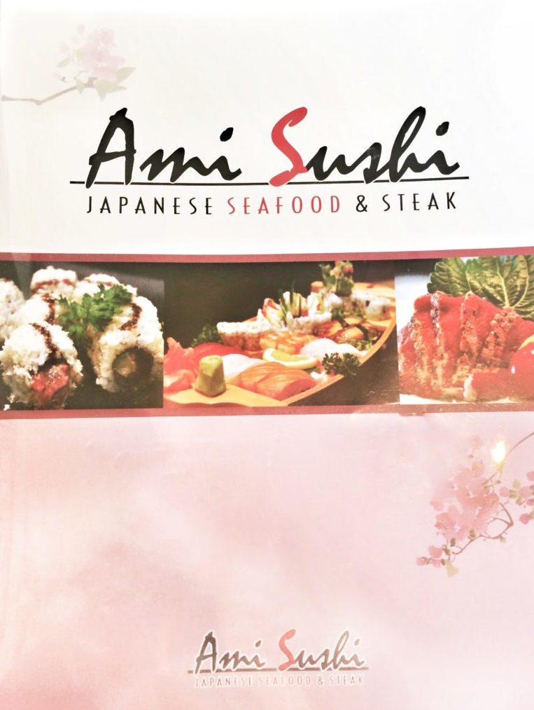 Ami Sushi Restaurant Review – Oakville, Ontario