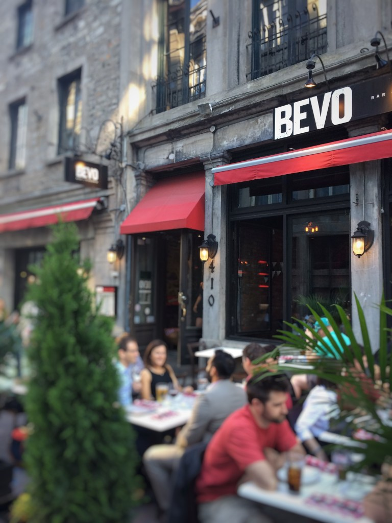 Bevo Bar & Pizzeria