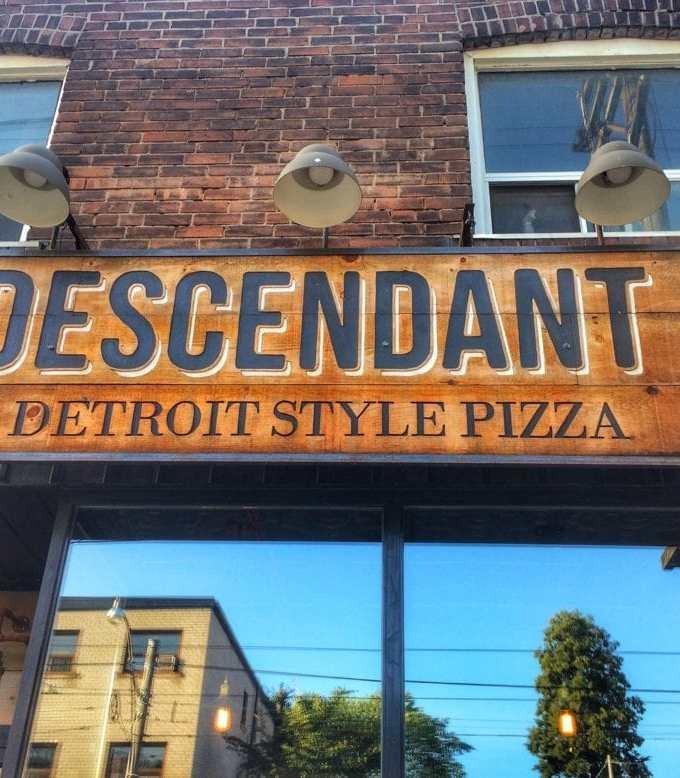Descendant Detroit Style Pizza