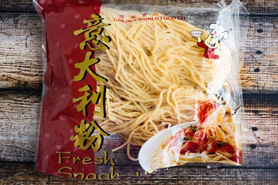 fresh chinese spaghetti noodles are perfect for burma superstars garlic noodle recipe
