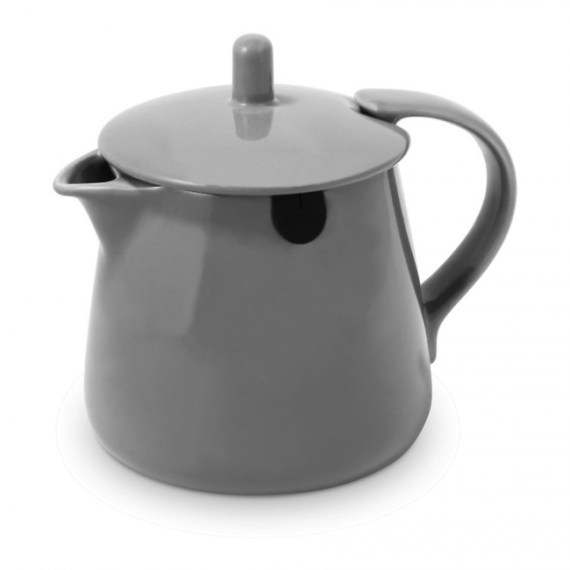 Tetera Gris Teabag Teapot 35 cl Two Leaves Tea