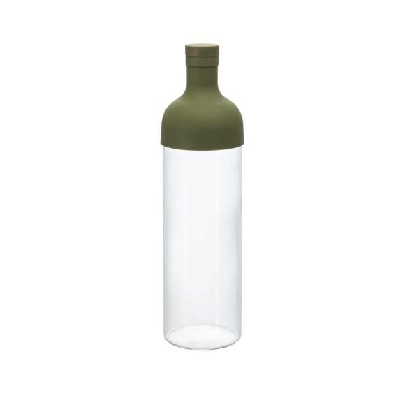 Botella Para té Con Filtro 750ml Hario Two Leaves Tea
