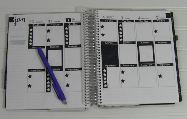 Make Your Own Planner Stickers with a Cricut - Two Married Geeks