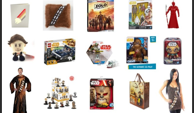 Star Wars Gift Pack – Holiday Jumbo Toy and Collectible Giveaway