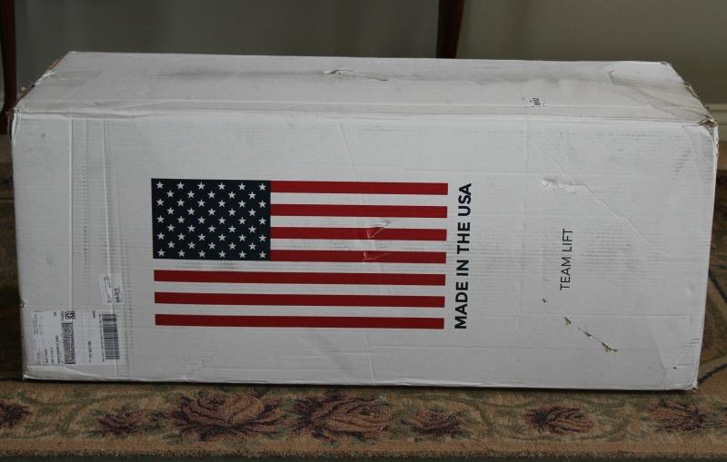 Layla mattress box