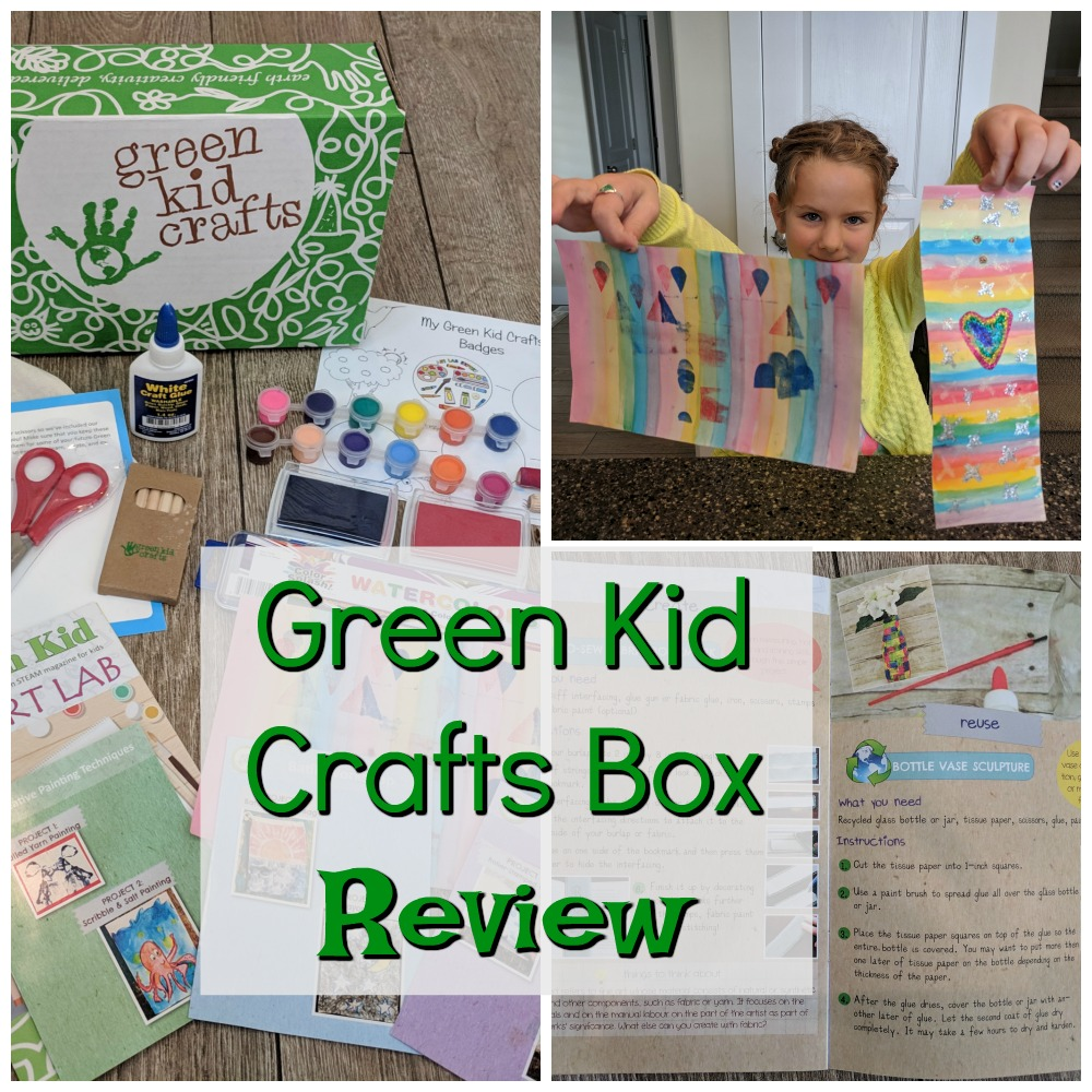 Green Kid Crafts review