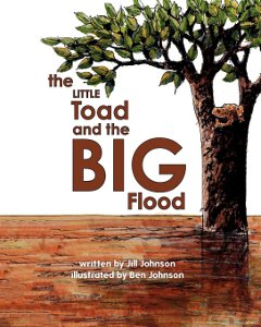 The Little Toad and the Big Flood