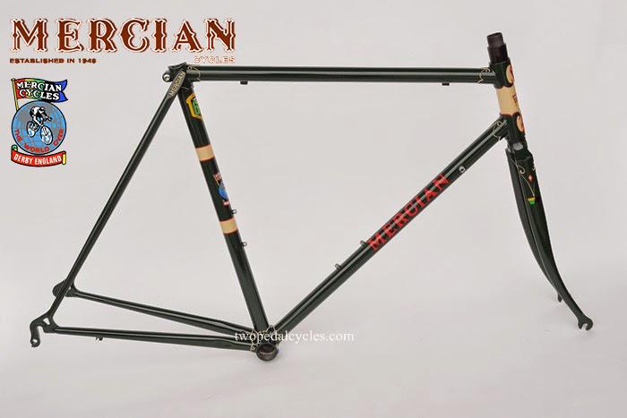 MERCIAN (メルシャン) ロードバイクフレーム