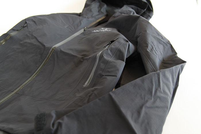 ARC'TERYX (アークテリクス) Beta SL Jacket (ベータSLジャケット) BLACK