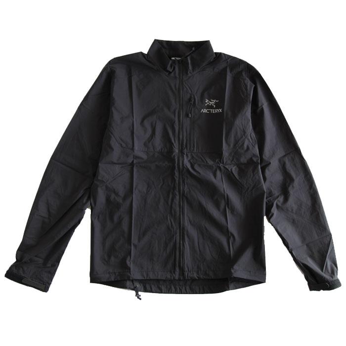 ARC'TERYX(アークテリクス) Squamish Jacket(スコーミッシュ ジャケット)Mens Black
