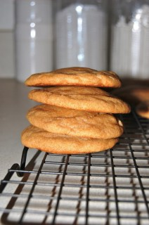 Chewy Brown Sugar Cookies