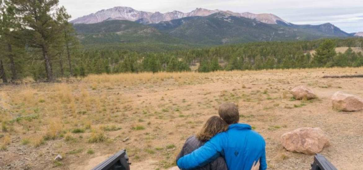 drive up pikes peak or don t take the pikes peak train two