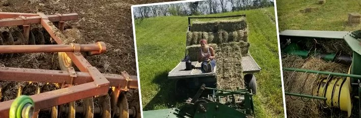 A Two Rivers First-Time Farmer