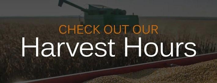2019 Harvest Hours