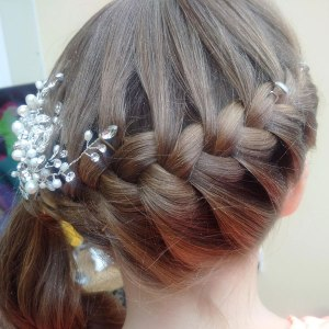 Bridal hair and make up gallery by TWorld Weddings based in Lichfield Staffordshire