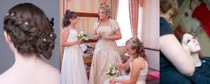 Staffordshire hair and make up artists
