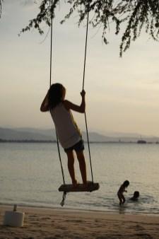 Ellie in Dili