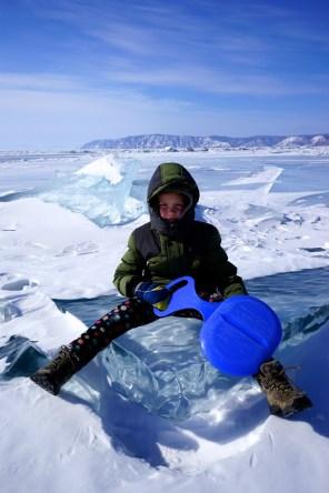 surreal ice
