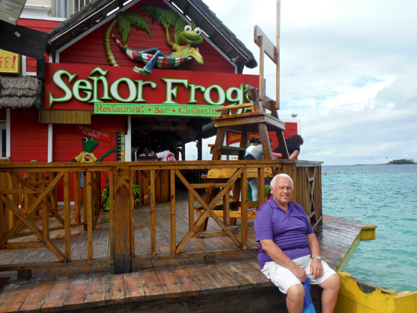 Senior Frogs Bahamas