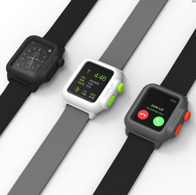 acabados de Funda Catalyst para Apple Watch