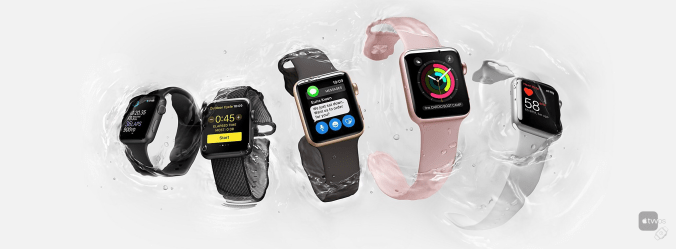Distintos Apple Watch