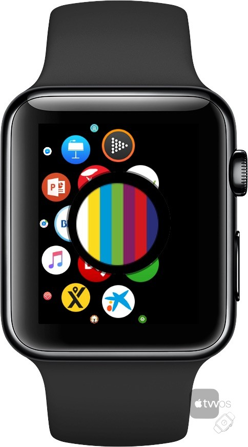 MiGuia.TV para Apple Watch