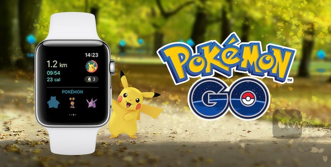 Pokemon Go para Apple Watch