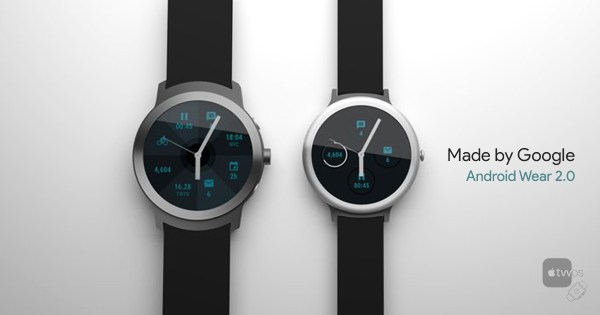 Relojes Made by Google