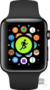 Icono de App de Entrenos en Apple Watch