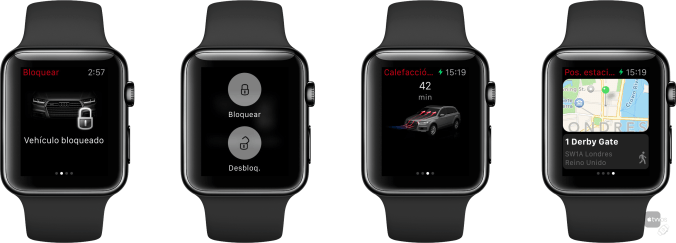 MMI Connect para Apple Watch