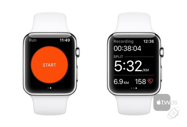 Stava para Apple Watch